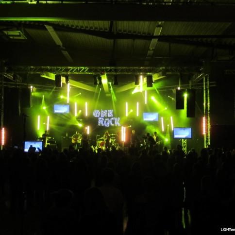 Wir haben es wieder getan: ONE Rock 2012.
